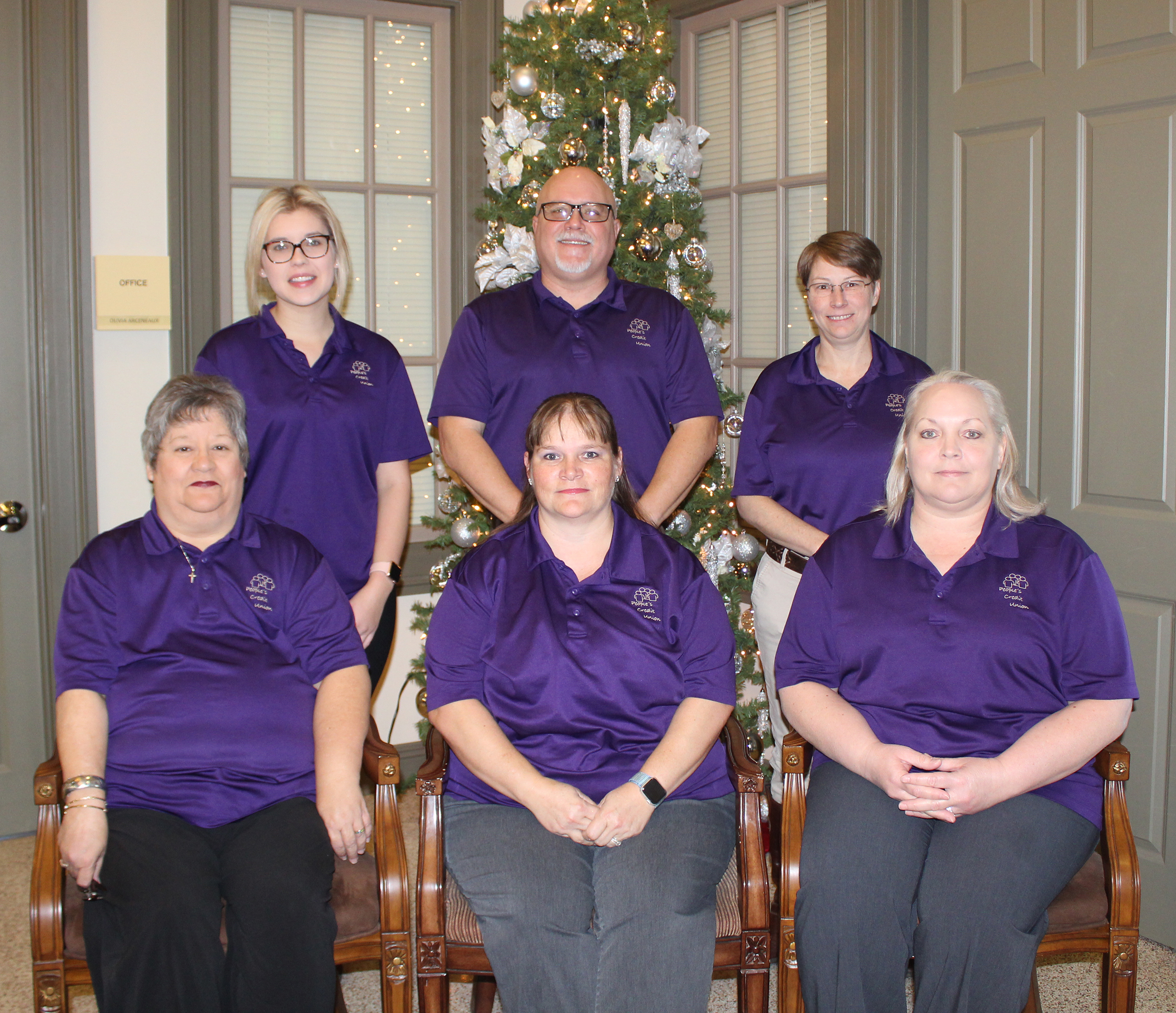 Credit Union Staff Picture
